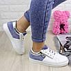 Женские белые кроссовки Lagger 1202 (39 размер), фото 4