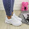 Женские белые кроссовки Lurch 1203 (36 размер), фото 3