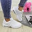 Женские белые кроссовки Lurch 1203 (36 размер), фото 4