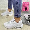 Женские белые кроссовки Lurch 1203 (36 размер), фото 5