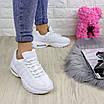 Женские белые кроссовки Lurch 1203 (36 размер), фото 8