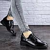 Женские туфли черные Prancer 2033 (36 размер), фото 5