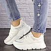 Женские белые кроссовки Yedi 1377 (37 размер), фото 6
