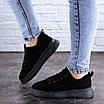 Женские черные кроссовки Felix 2069 (38 размер), фото 2