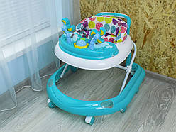 Детские ходунки каталка для детей DOLPHIN ME 1056