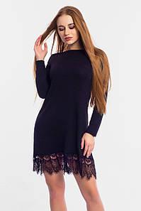 Жіноче ангоровое плаття Rachel, чорний