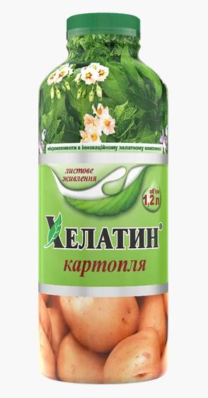 Хелатин для картоплі 1,2 л