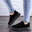 Женские черные кроссовки Momo 2089 (36 размер), фото 4