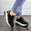 Женские черные кроссовки Pancho 1693 (36 размер), фото 2