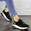 Женские черные кроссовки Pancho 1693 (36 размер), фото 4