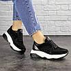 Женские черные кроссовки Pancho 1693 (36 размер), фото 5