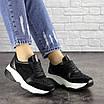 Женские черные кроссовки Pancho 1693 (36 размер), фото 6