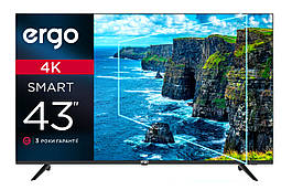 Телевизор LED ERGO 43DUS6000