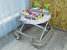 Ходунки каталка для детей DOLPHIN, фото 4