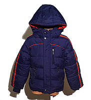 Зимняя куртка на мальчика. 122-140