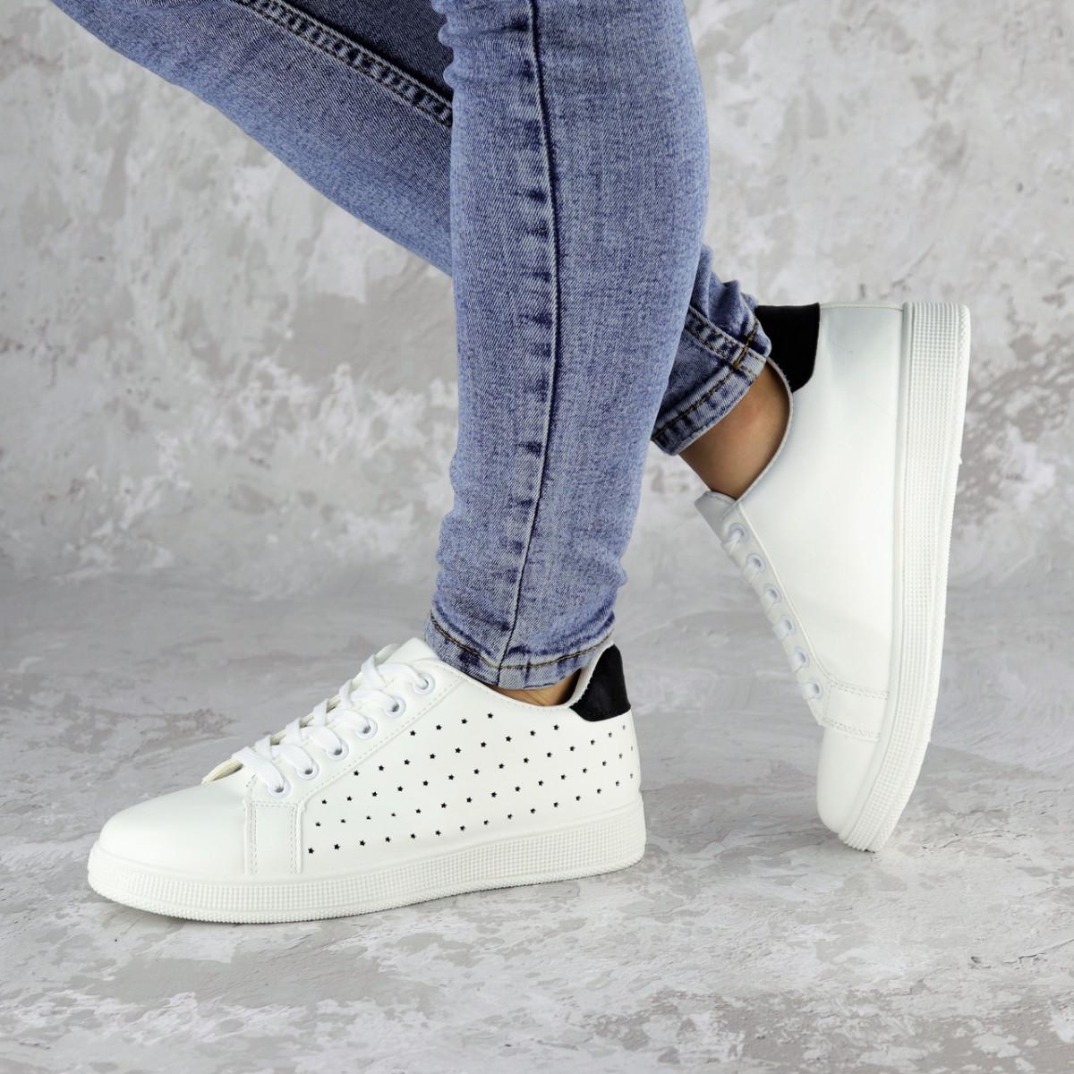 Кеды женские белые Cheerio 2193 (36 размер)
