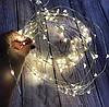 Гирлянда проволока капли росы 100 LED с разными режимами, фото 5