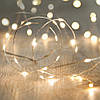 Гирлянда проволока капли росы 100 LED с разными режимами, фото 6
