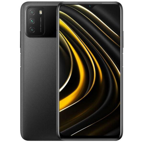 Смартфон POCO M3 4/64Gb Black