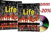 Английский язык / Life / Student's+Workbook+CD. Учебник+Тетрадь (комплект с диском), Beginnner / NGL