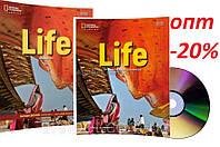 Английский язык / Life / Student's+Workbook+CD. Учебник+Тетрадь (комплект с диском), Advanced / NGL