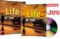 Английский язык / Life / Student's+Workbook+CD. Учебник+Тетрадь (комплект с диском), Intermediate / NGL