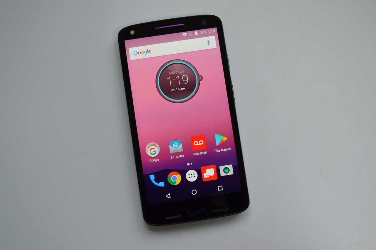 Motorola Droid Turbo 2 Black XT1585 32Gb Оригинал!