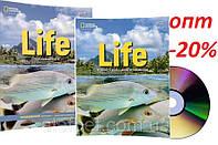 Английский язык / Life / Student's+Workbook+CD. Учебник+Тетрадь (комплект с диском), Upper-Intermediate / NGL