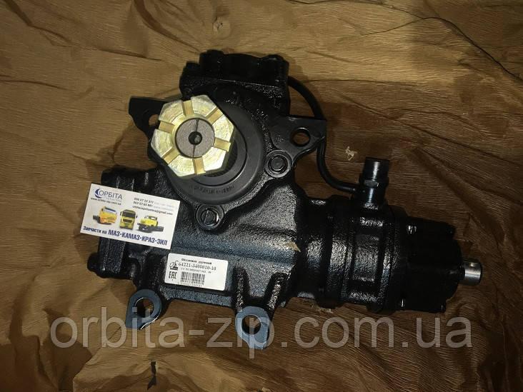 64221-3400010-10 Механизм рулевой МАЗ 5440, 6430 ЕВРО (перевёртыш) (БААЗ)