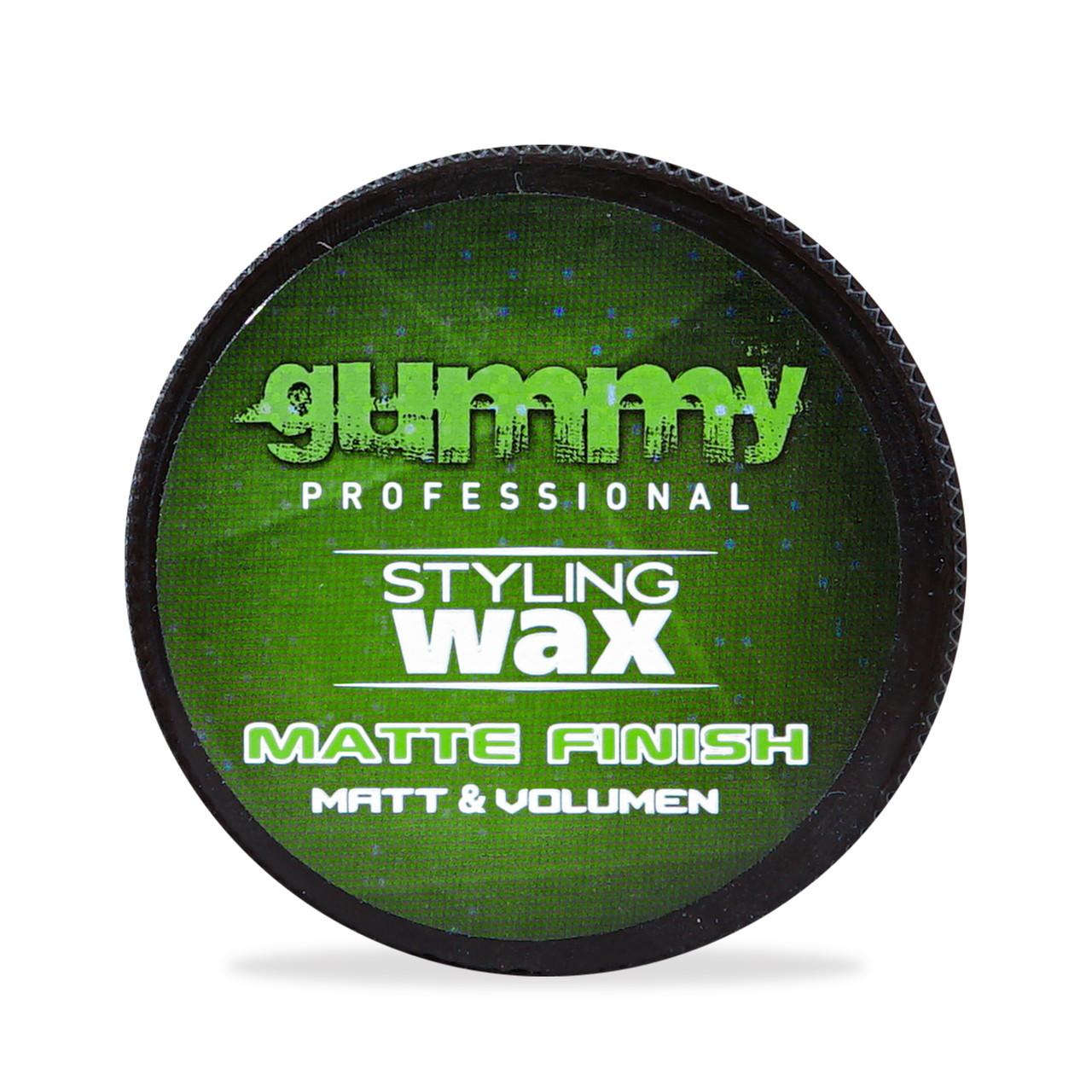 Воск для укладки волос Fonex Gummy Wax Matte Finish 150мл