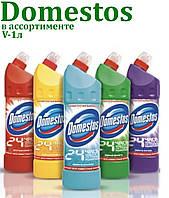 Средство чистящее Domestos в ассортименте, 1л