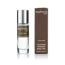 CK Euphoria Men - Tube Aroma 40ml