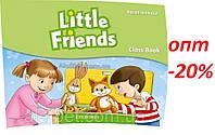 Английский язык / Little Friends / Class Book. Учебник / Oxford