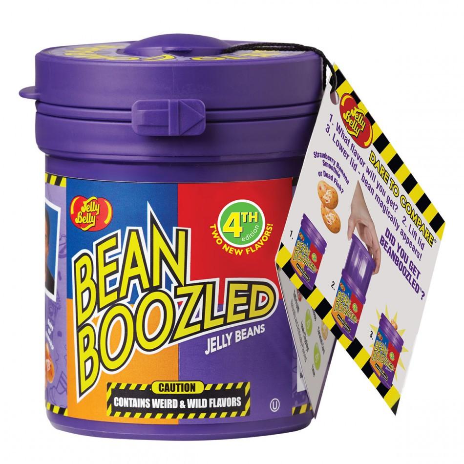 Желейные конфеты-приколы. Бобы Bean Boozled  все вкусы 99 г