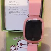Умные часы-телефон Тd-02s с GPS трекером,WEi-fi, ВИБРОЗВОНКОМ /ОРИГИНАЛЬНЫЙ ТОВАР!/ Гарантия 6 мес!