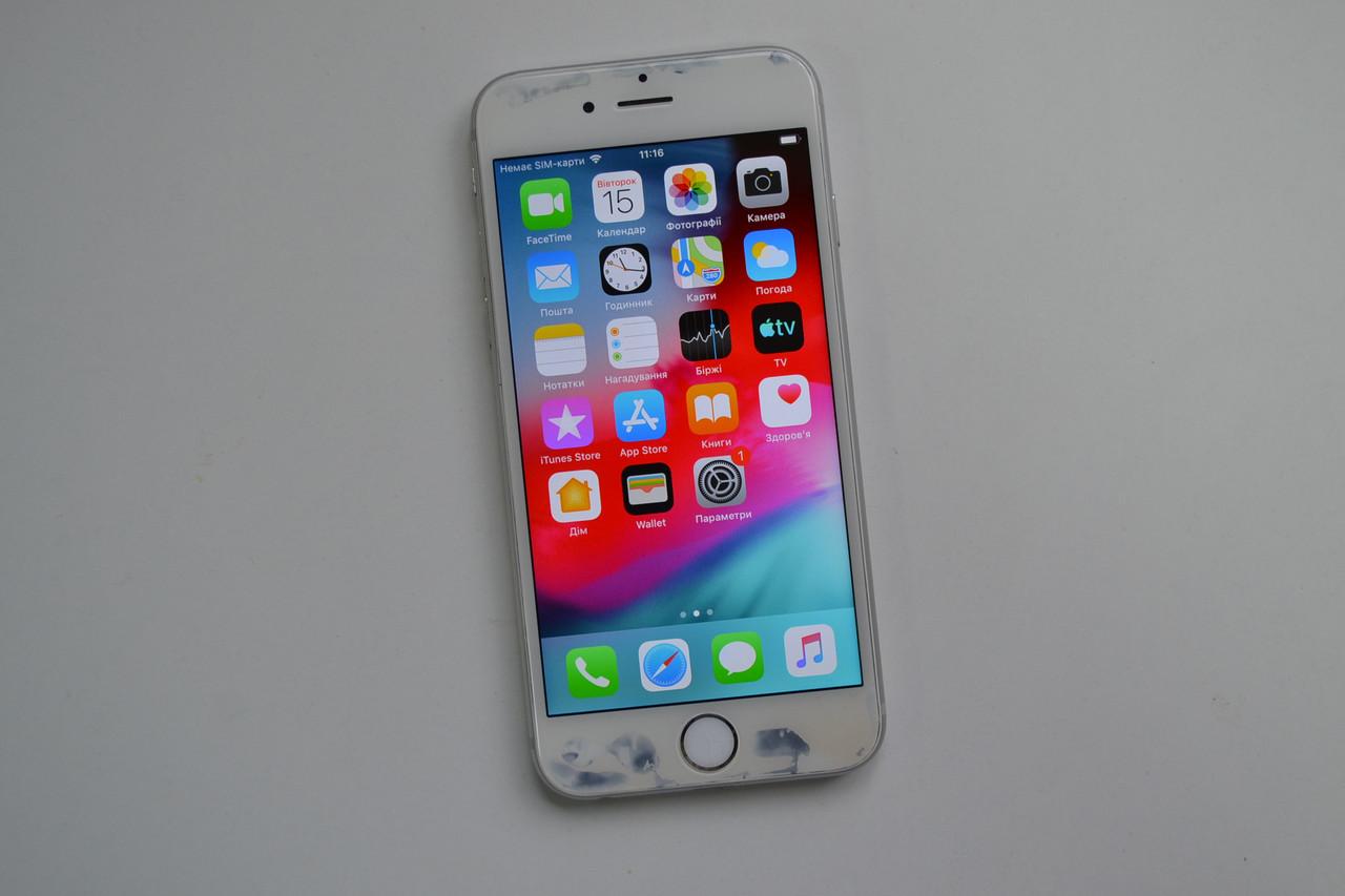 Apple iPhone 6 16Gb Silver Оригинал!