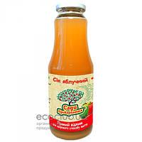 Сок яблочный натуральный Сады Прикарпатья 1л