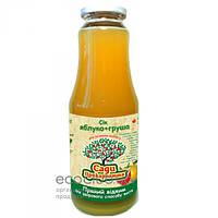 Сок яблочно-грушевый натуральный Сады Прикарпатья 1л