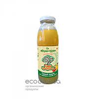 Сок яблочно-грушевый натуральный Сады Прикарпатья 0,3л