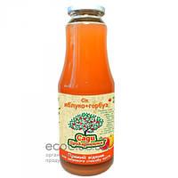 Сок яблочно-тыквенный натуральный Сады Прикарпатья 1л