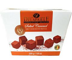 Бельгійський трюфель Delafaille SeaSalt & Caramel