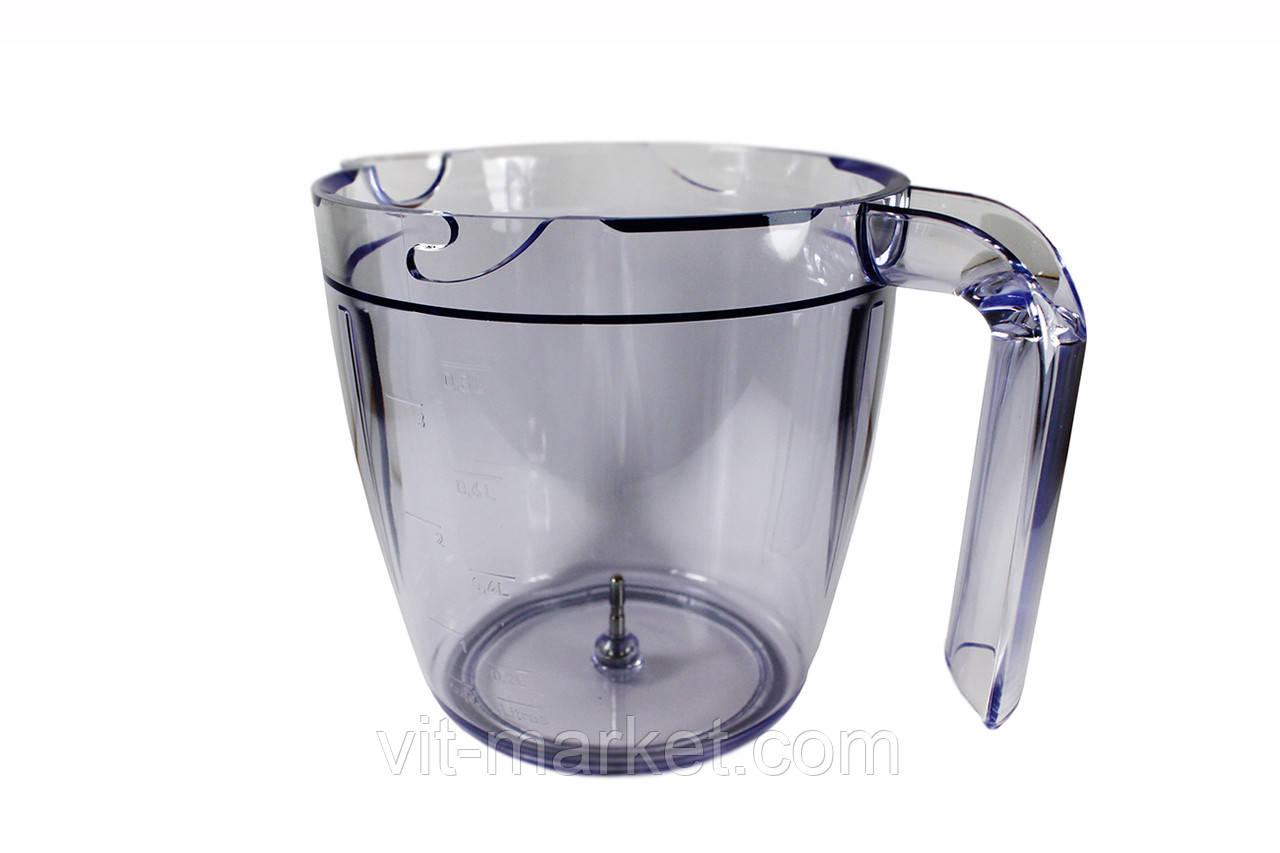 Оригинал. Чаша измельчителя 800 мл для блендера Tefal код SS-192058