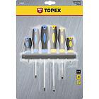 Викрутка Topex набір 6 шт. (39D886), фото 2