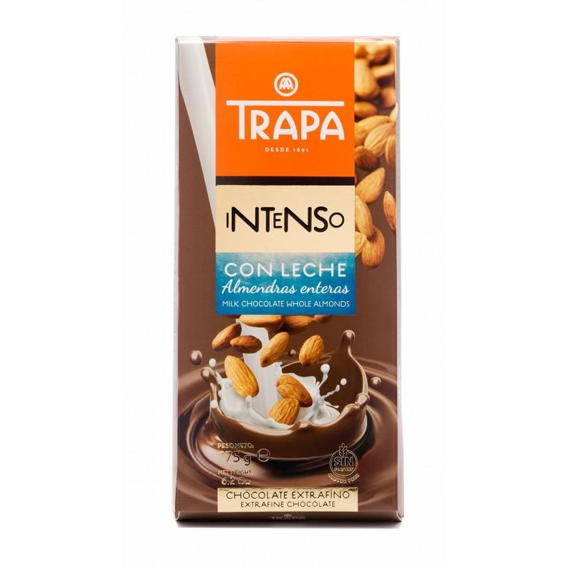 Trapa Intenso Молочный С Миндалем (175g)