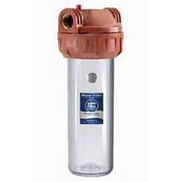 Магістральний корпус - фільтр (колба) аналог Aquafilter (Аквафільтр для гарячої води)