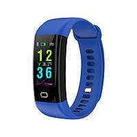 Умный фитнес браслет Lemfo F07 Health с измерением температуры (Синий), фото 1