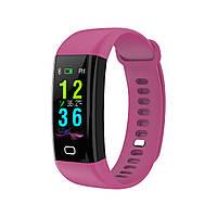 Умный фитнес-браслет Lemfo F07 Health с измерением температуры (Фиолетовый), фото 1