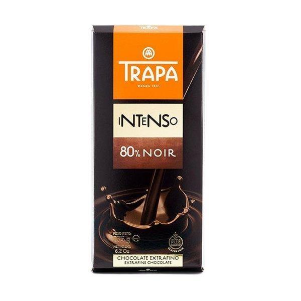 Trapa «Intenso Noir 80%» 175г