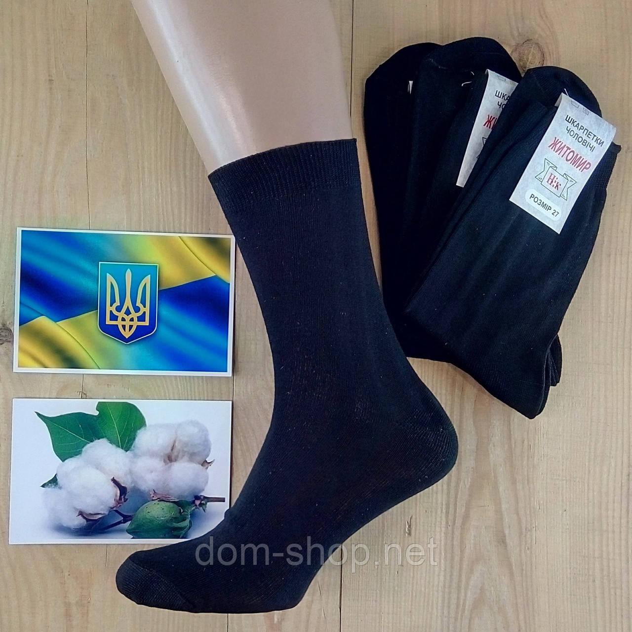 Носки мужские ,демисезонные Житомир Нік, 29р. ( 100 % хлопок ) Украина