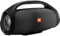 Boombox Черная 40 Вт, портативная колонка Bluetooth, акустическая система блютуз бумбокс акустика магнитола